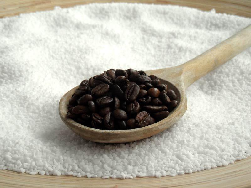 Kaffeesalz selbst machen