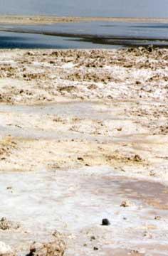 Bolivien: Salzpfannen im Uyuni Becken