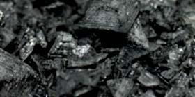Schwarze Salzflocken Zypern