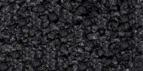 Schwarzes Hawaii Lava Salz